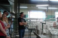 10c. Cmielow, fabryka porcelany