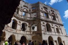18a, ruiny zamek Krzyztopor