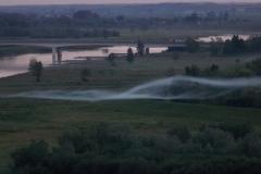 37. Widok z Gor Pieprzowych na Sandomierz