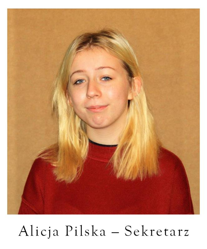 Alicja Pilska – Sekretarz1