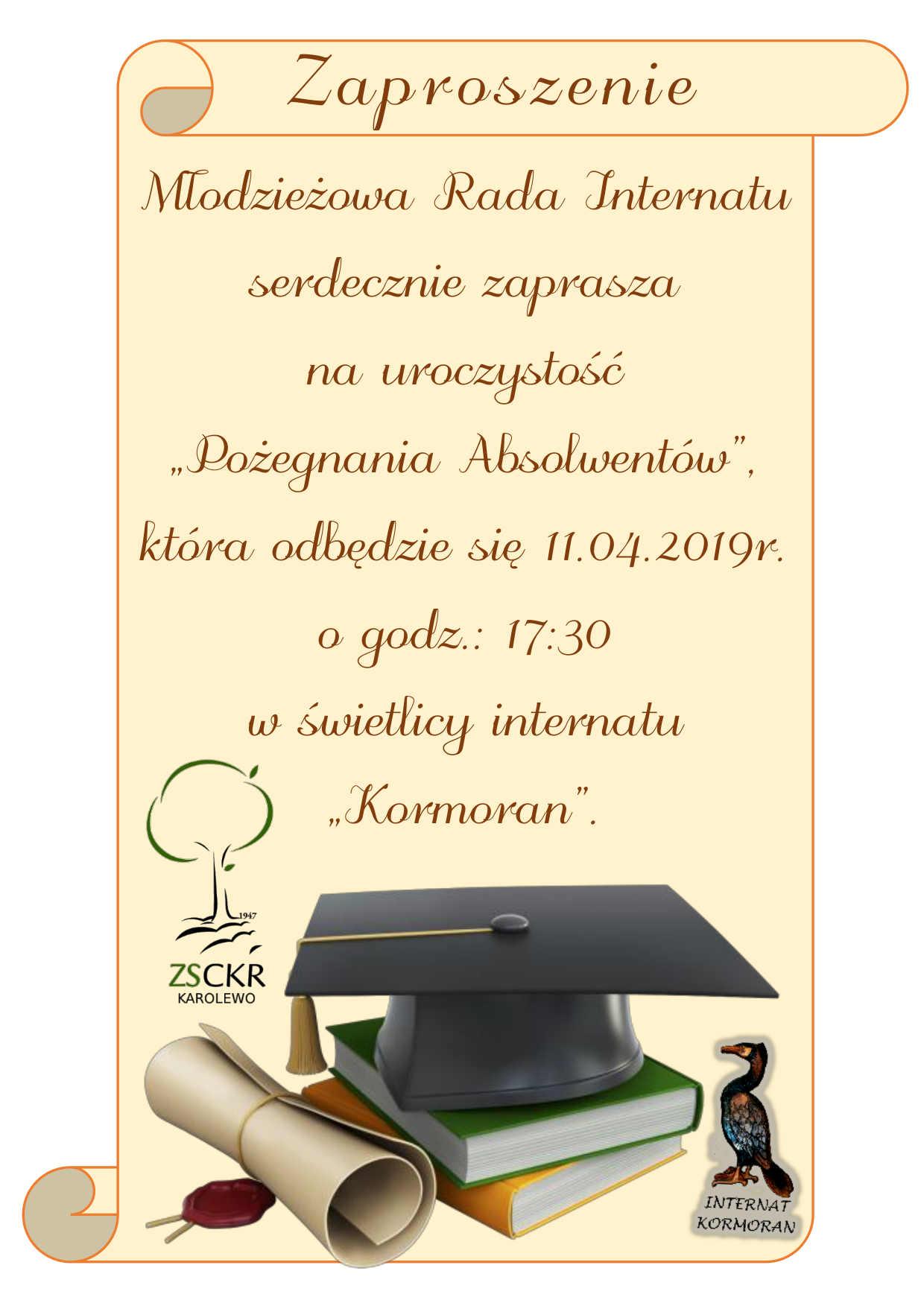 Zaproszenie-na-pożegnanie-maturzystów